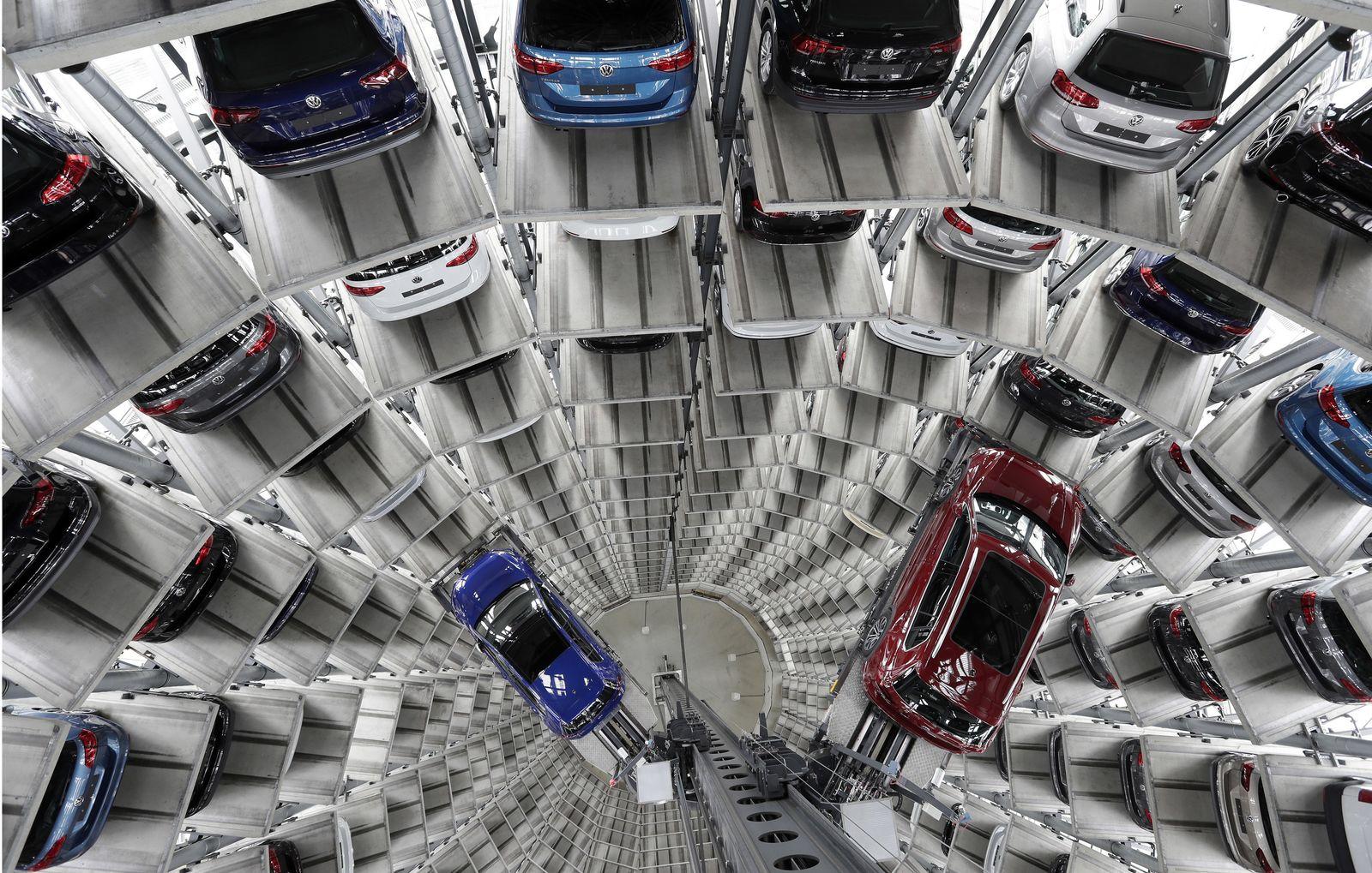 VW Wolfburg
