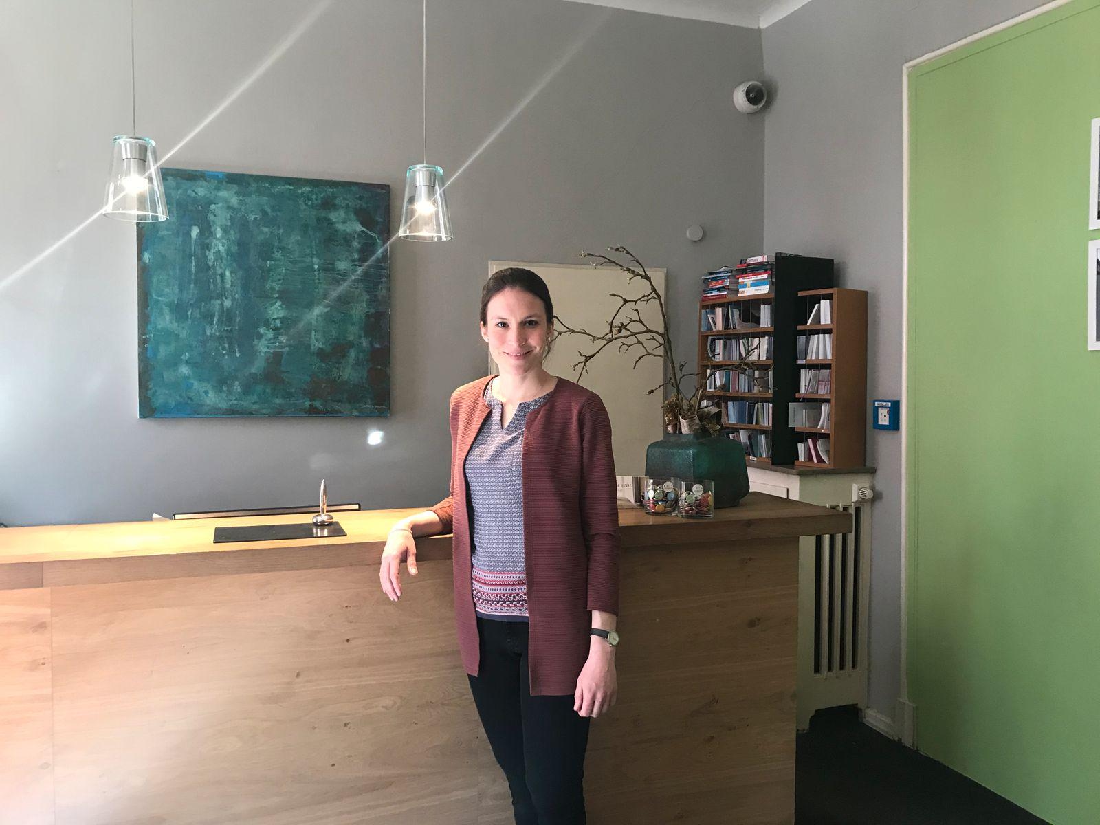 Home Office im Hotel/ Selbstversuch/ Wedina