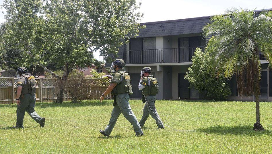 Wohnhaus des Attentäters