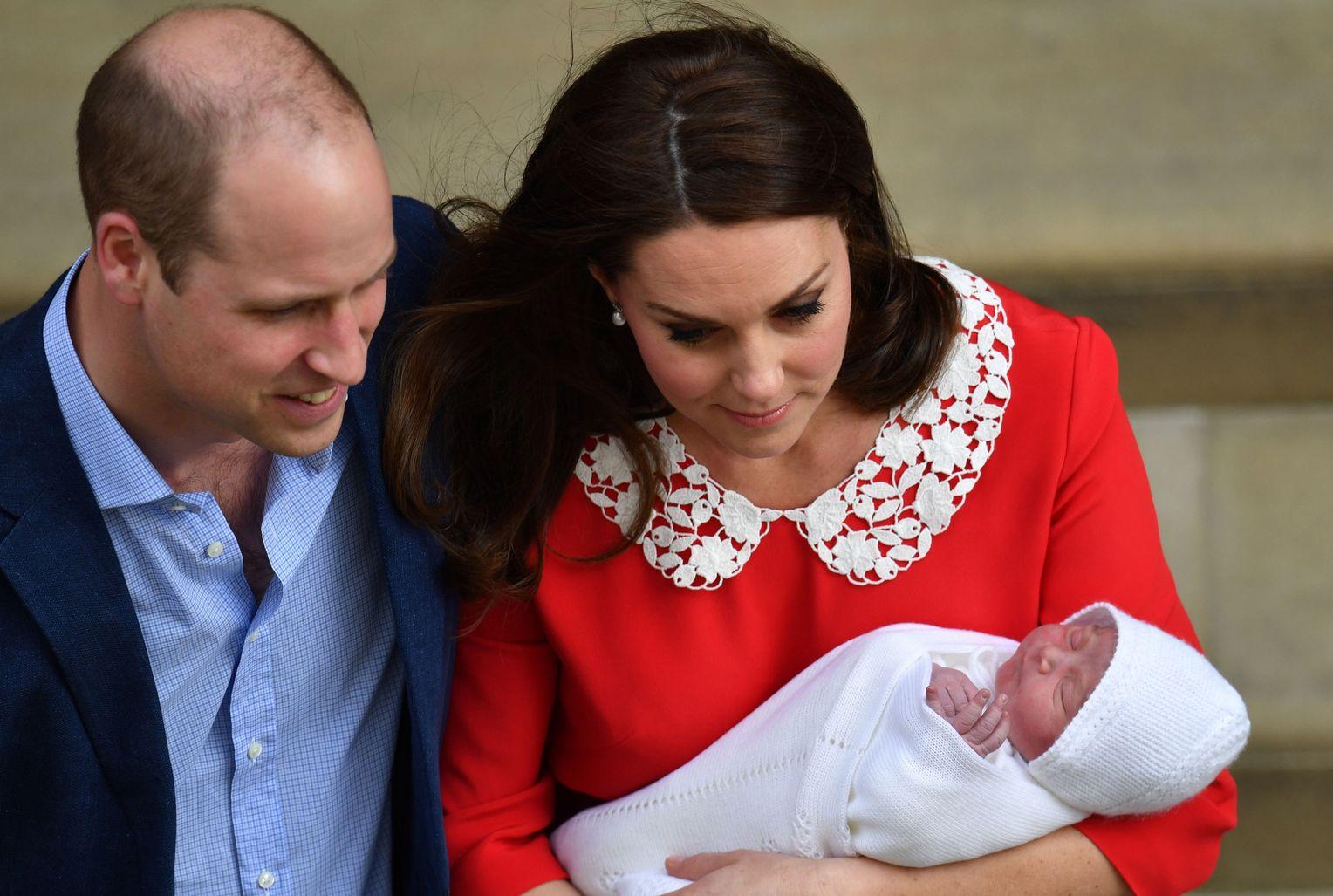 Prinz William Und Kate 2 Baby