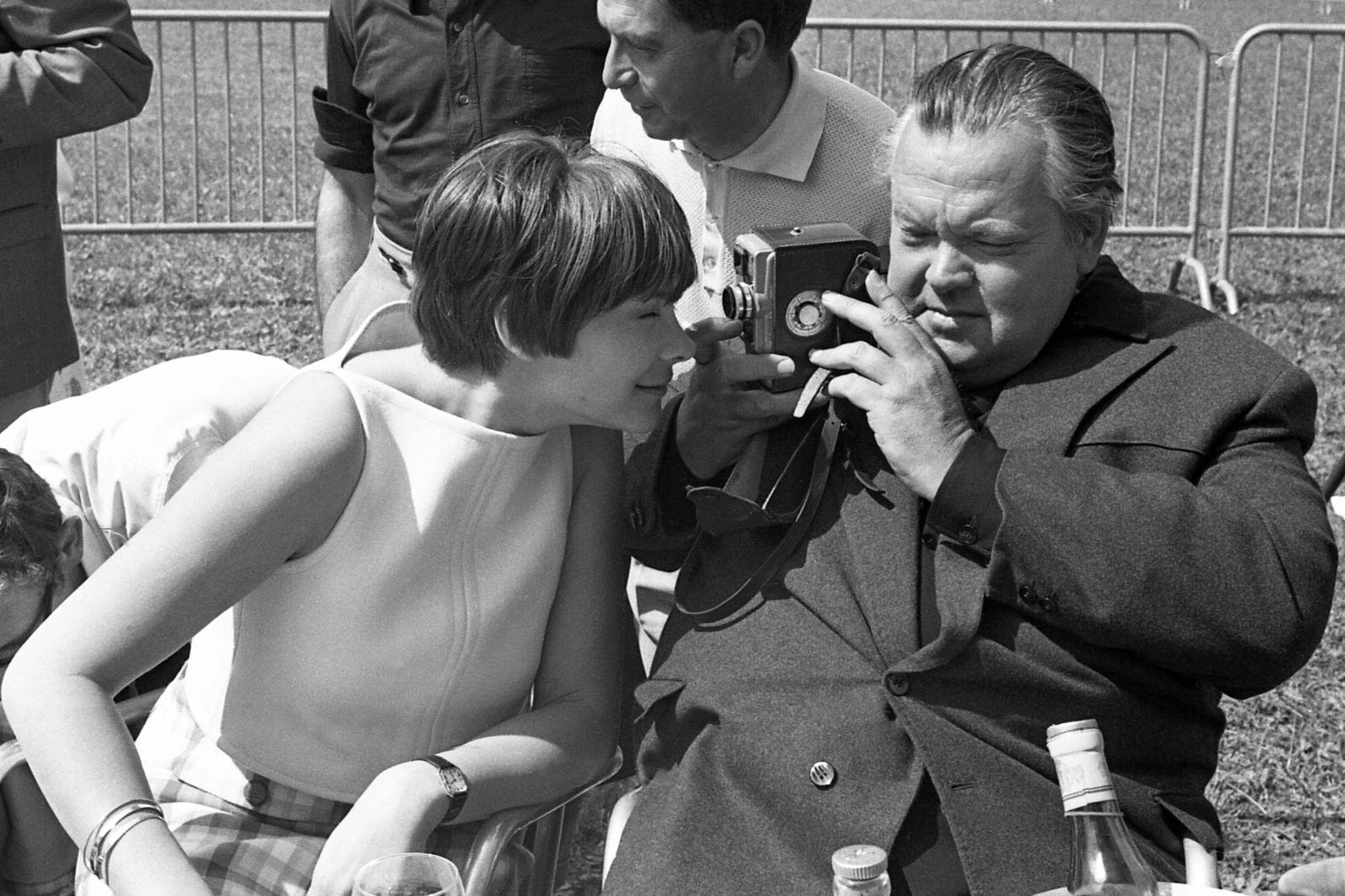 Macha Meril,Orson Welles