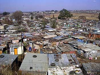 Die Apartheid wirkt fort: Im Township Soweto