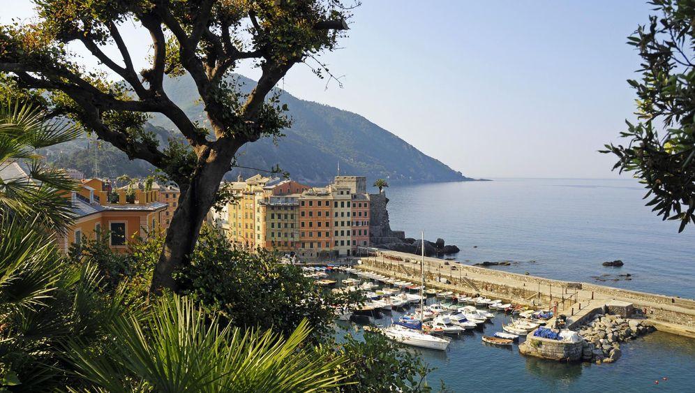 Italienische Riviera: Die Fischer von Camogli