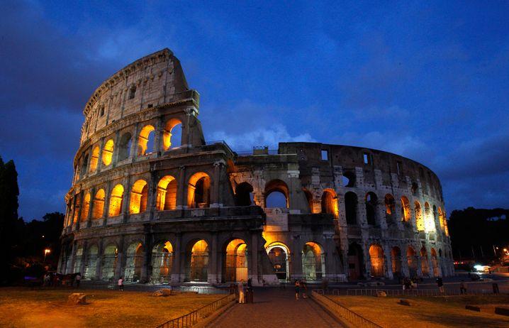 Das Kolosseum in Rom: Ein Anblick, den man nicht so schnell vergisst