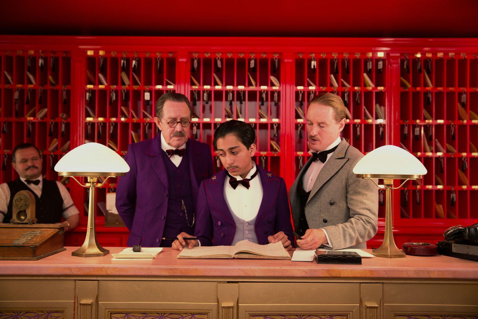 EINMALIGE VERWENDUNG Film/ The Grand Budapest Hotel