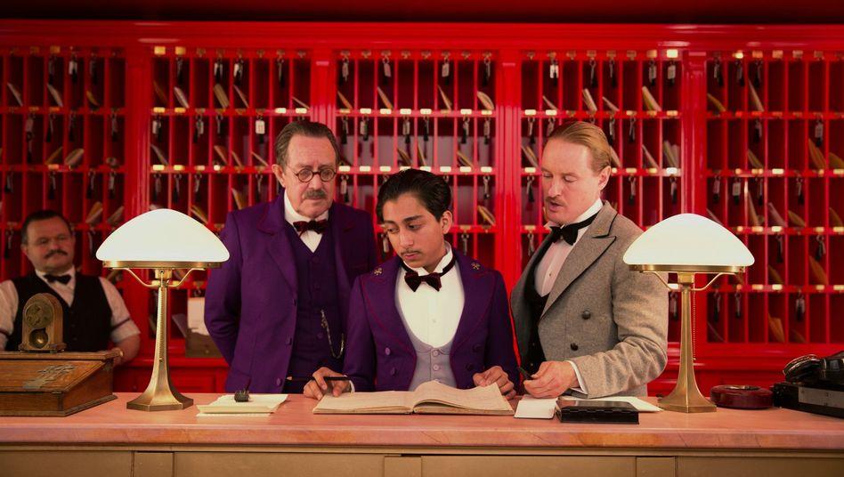 """""""Grand Budapest Hotel"""": Mord, Diebstahl, Abenteuer"""
