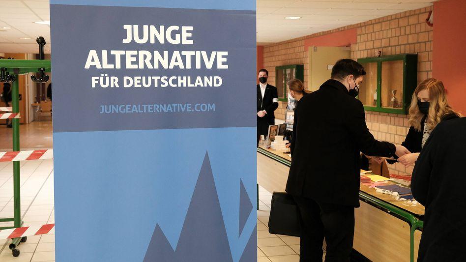 JA-Bundeskongress am 17. April 2021 in Volkmarsen