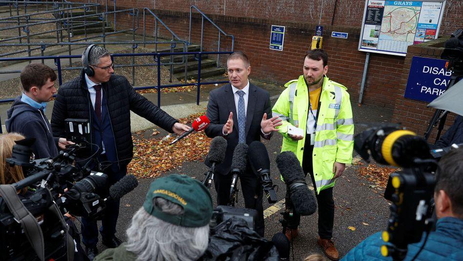 """Martin Pasmore von der Polizei Essex: """"Fokus liegt auf vietnamesischer Gemeinschaft"""""""
