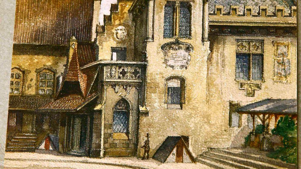 Hitler-Gemälde: 133.000 Euro für ein Jugendwerk