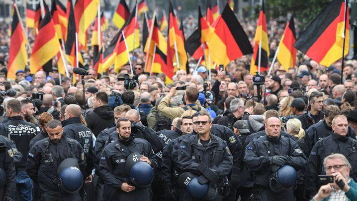 Chemnitz: Chronologie der Ausschreitungen