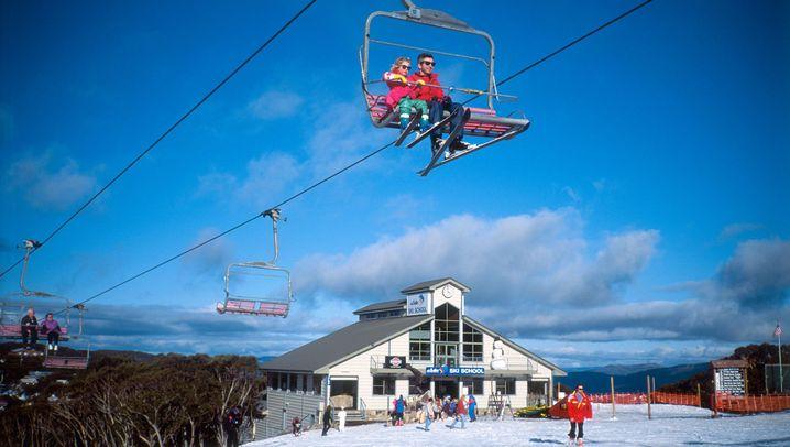 Exotische Skigebiete: Von Chile bis China