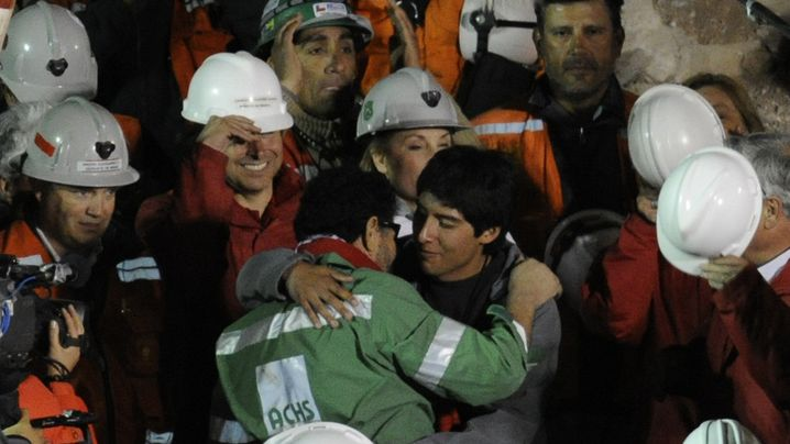 """Rettungsaktion: """"Willkommen, Helden von Chile"""""""