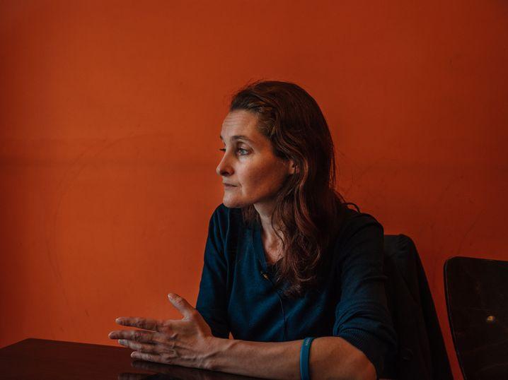 """Aktivistin Kostyljowa: """"Die Lehre heißt: Verantwortung übernehmen"""""""