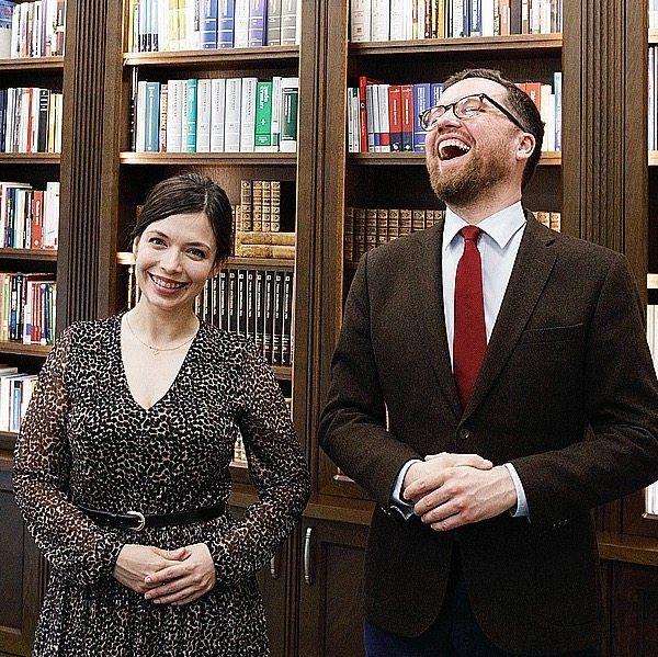 """Ordo Iuris lawyers Karolina Pawłowska and Tymoteusz Zych: """"Yes To Family - No To Gender."""""""