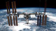 Kosmonauten finden neue Risse an der ISS