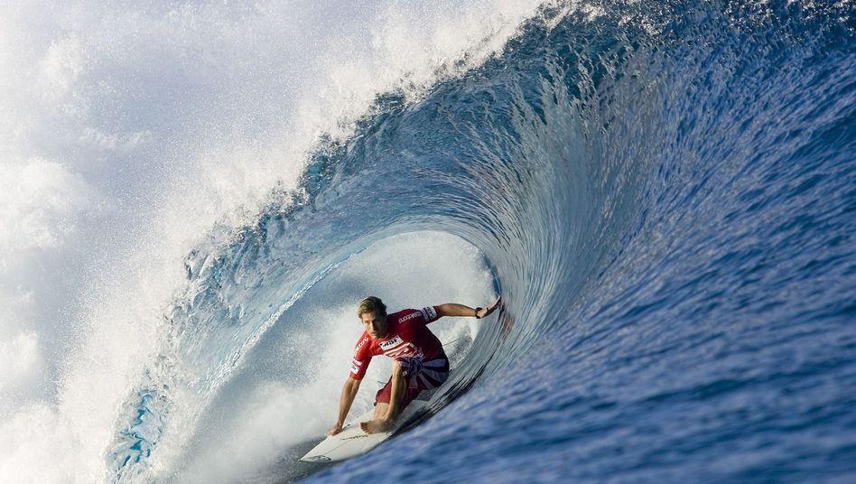 Ex-Weltmeister stirbtmit 32 Jahren: Surf-Champion Irons tot aufgefunden