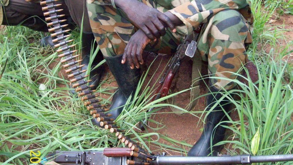 Fahndung nach Kony und der LRA: Wilde Jagd im Dschungel