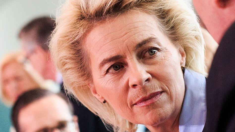 Ministerin von der Leyen: Stationen im Lebenslauf korrekt dargestellt?