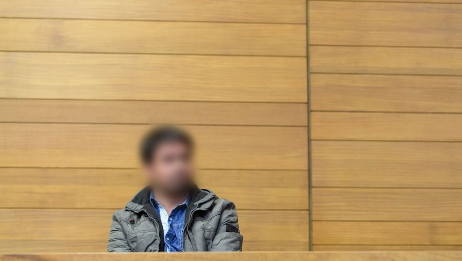 Angeklagter Hamidullah M. (Archiv)