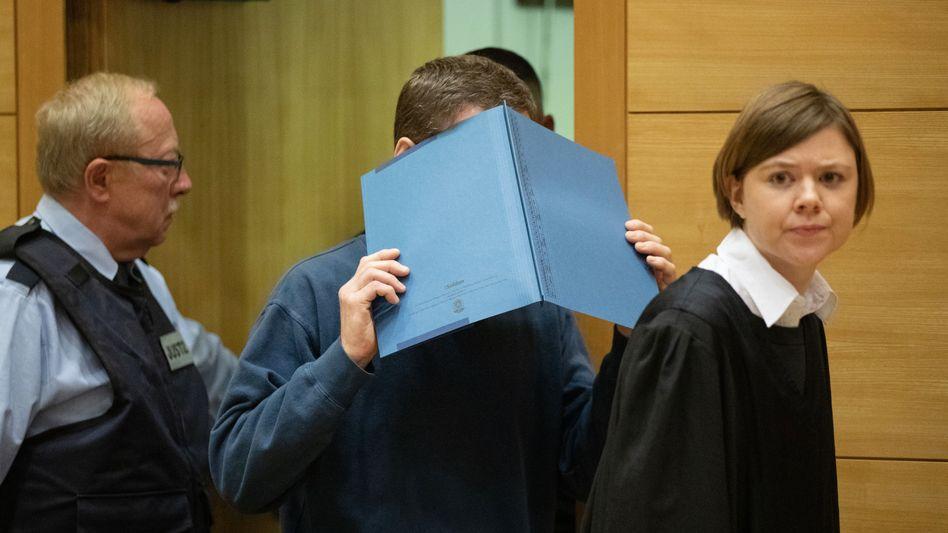 Klaus O. wurde im März zu lebenslanger Haft verurteilt (Archiv)