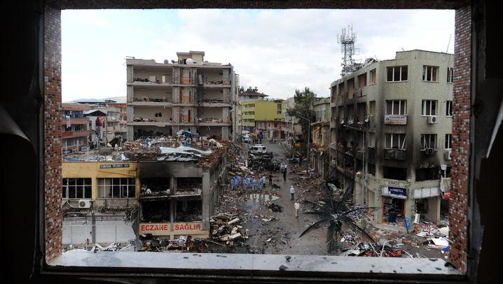 Blutbad in der Türkei: Bombenattentat in Reyhanli