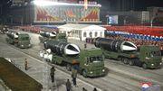 Nordkorea baut sein Waffenarsenal weiter aus
