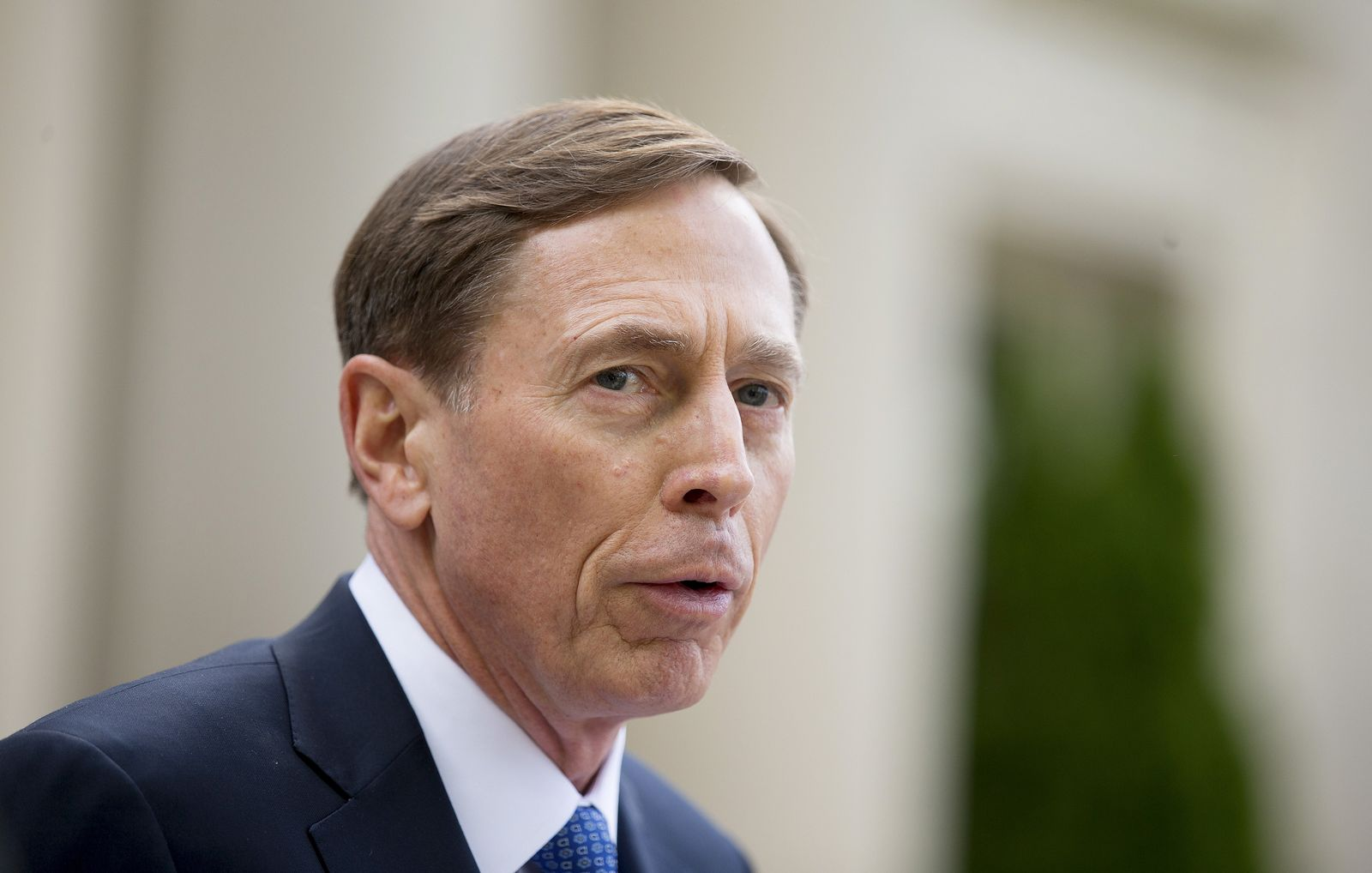 avid Petraeus