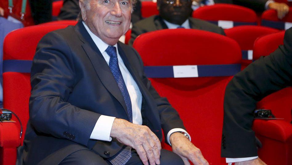 Fifa-Boss Blatter: Neue Spekulationen in der Schweiz
