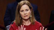 Demokraten nehmen Supreme-Court-Kandidatin Barrett ins Kreuzverhör