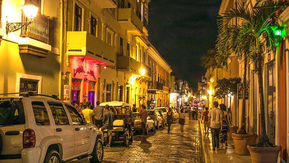 Piña Colada auf Puerto Rico: La vida loca als Drink