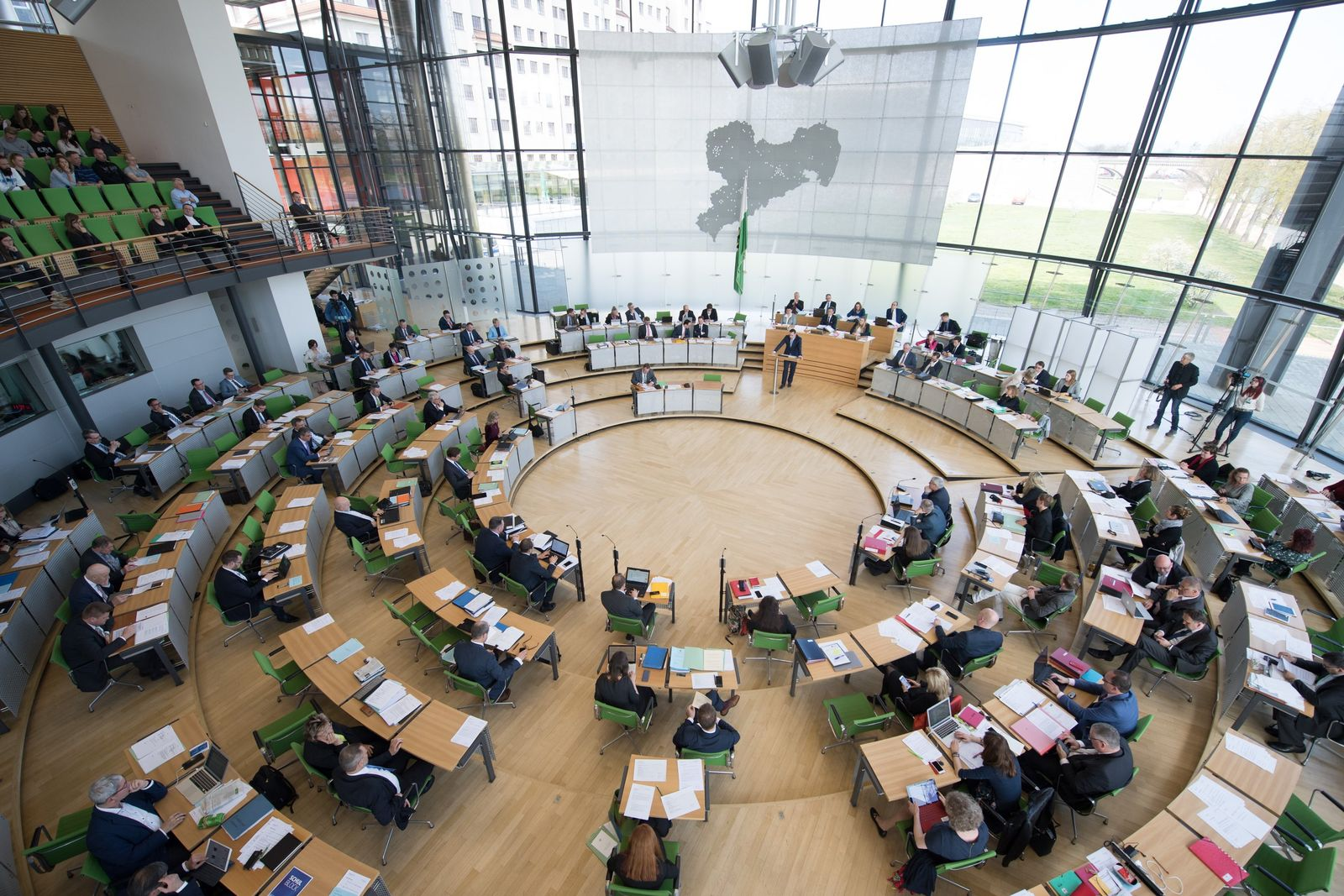 Landtag Sachsen