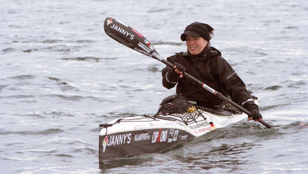 Freya Hoffmeister: Die Welt in einem Kajak