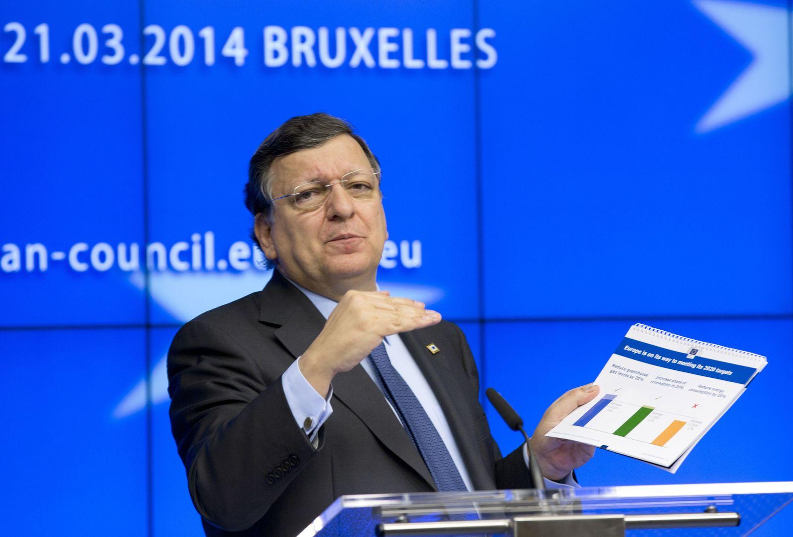 Europawahl 2014/ Jose Manuel Barroso