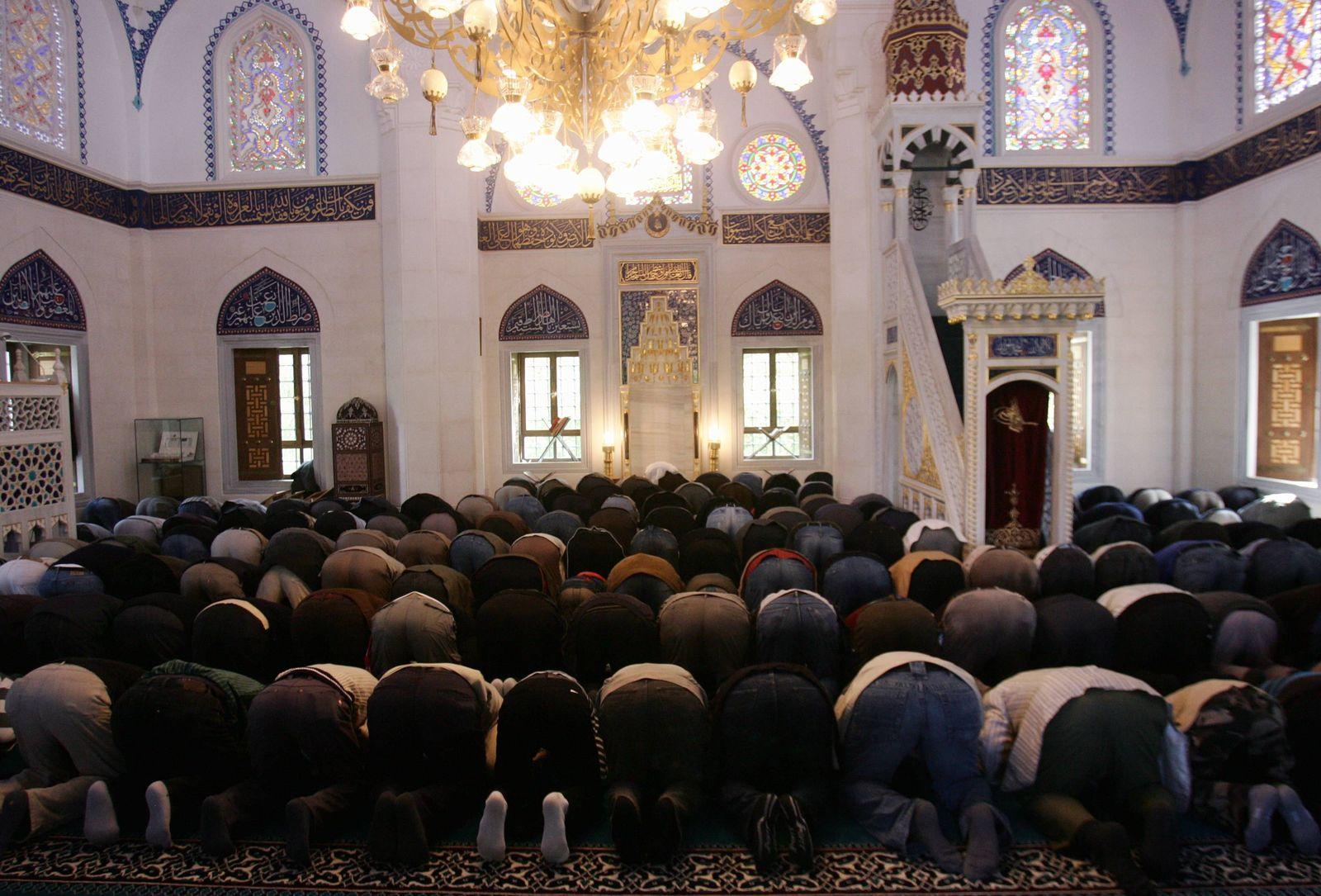NICHT VERWENDEN Tag der offenen Moschee