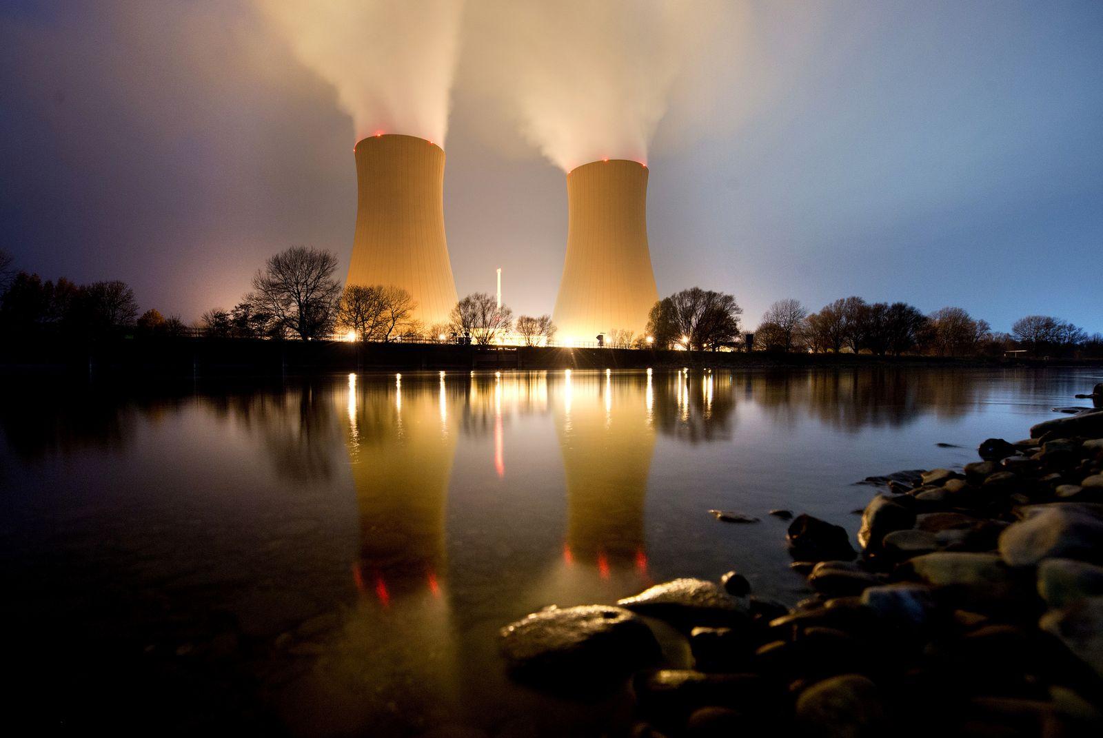 Atomkraftwerk / Atomausstieg