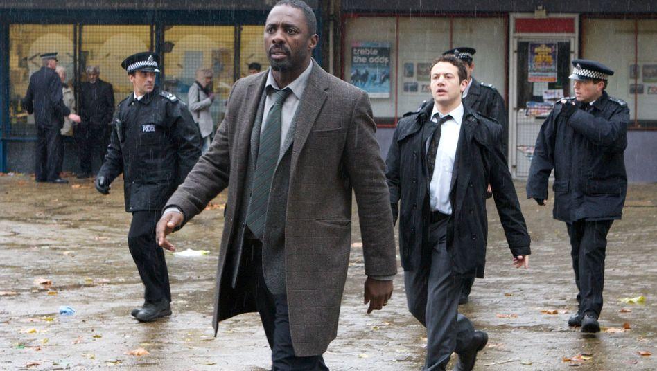 """Idris Elba in der Krimi-Serie """"Luther"""": Ambivalenz als Stilmittel"""