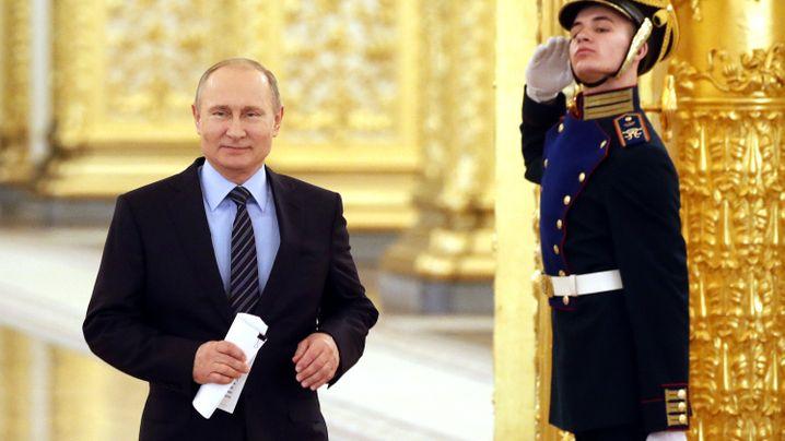 18 Jahre an der Macht: Die Ära des Wladimir Putin