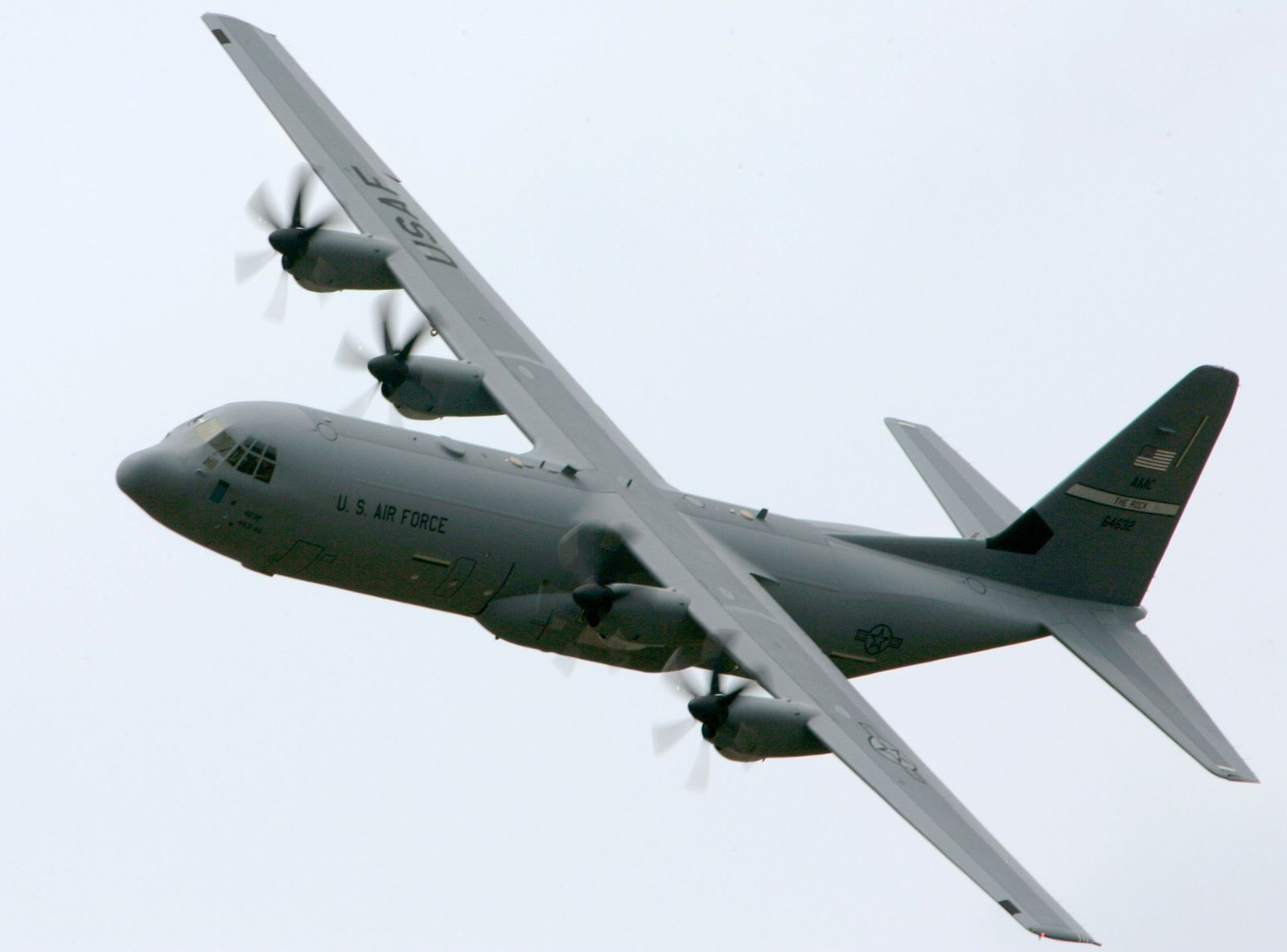 Lockheed Martin C-130-J
