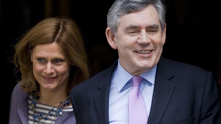Großbritannien: Kampf um Downing Street No. 10