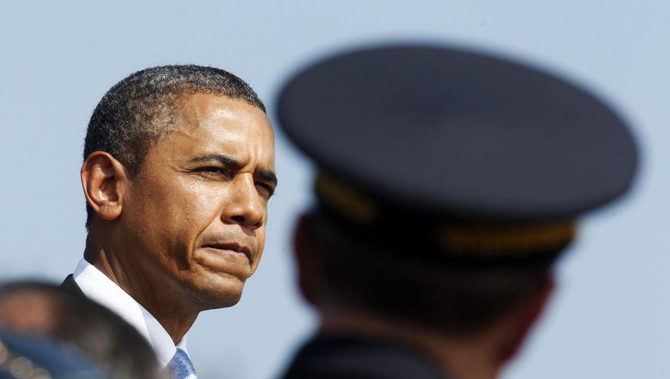 """US-Präsident Obama: """"Weiterer bedeutender Meilenstein"""""""