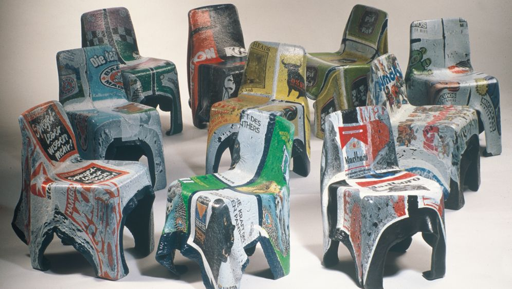 Stühle von Bär + Knell