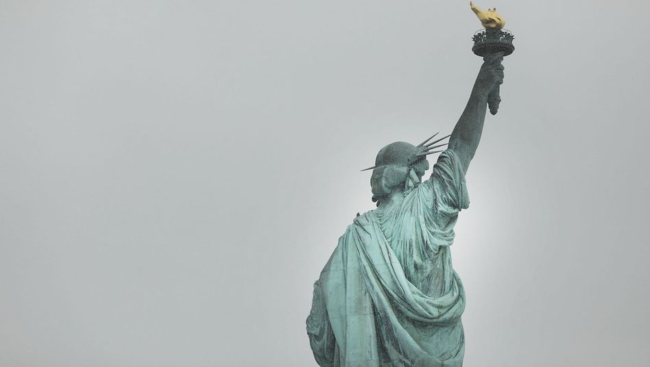 Is the United States turning its back on liberty?