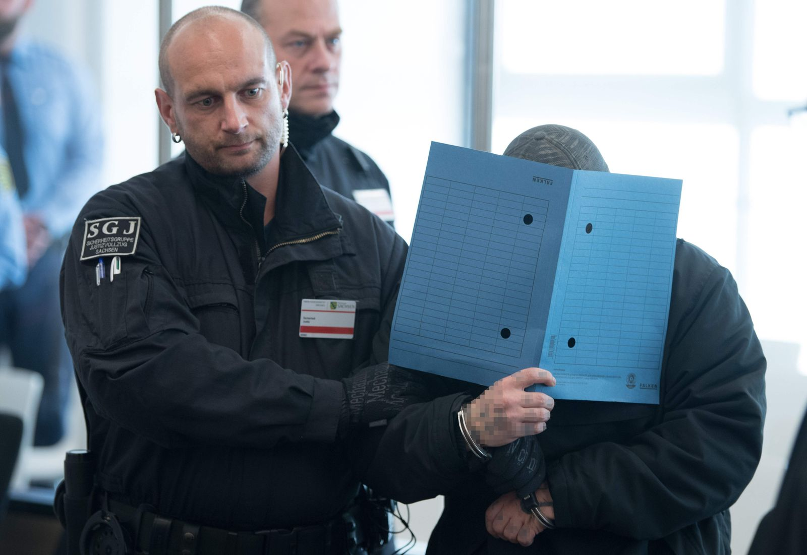 FILES-GERMANY-FARRIGHT-TRIAL-POLITICS