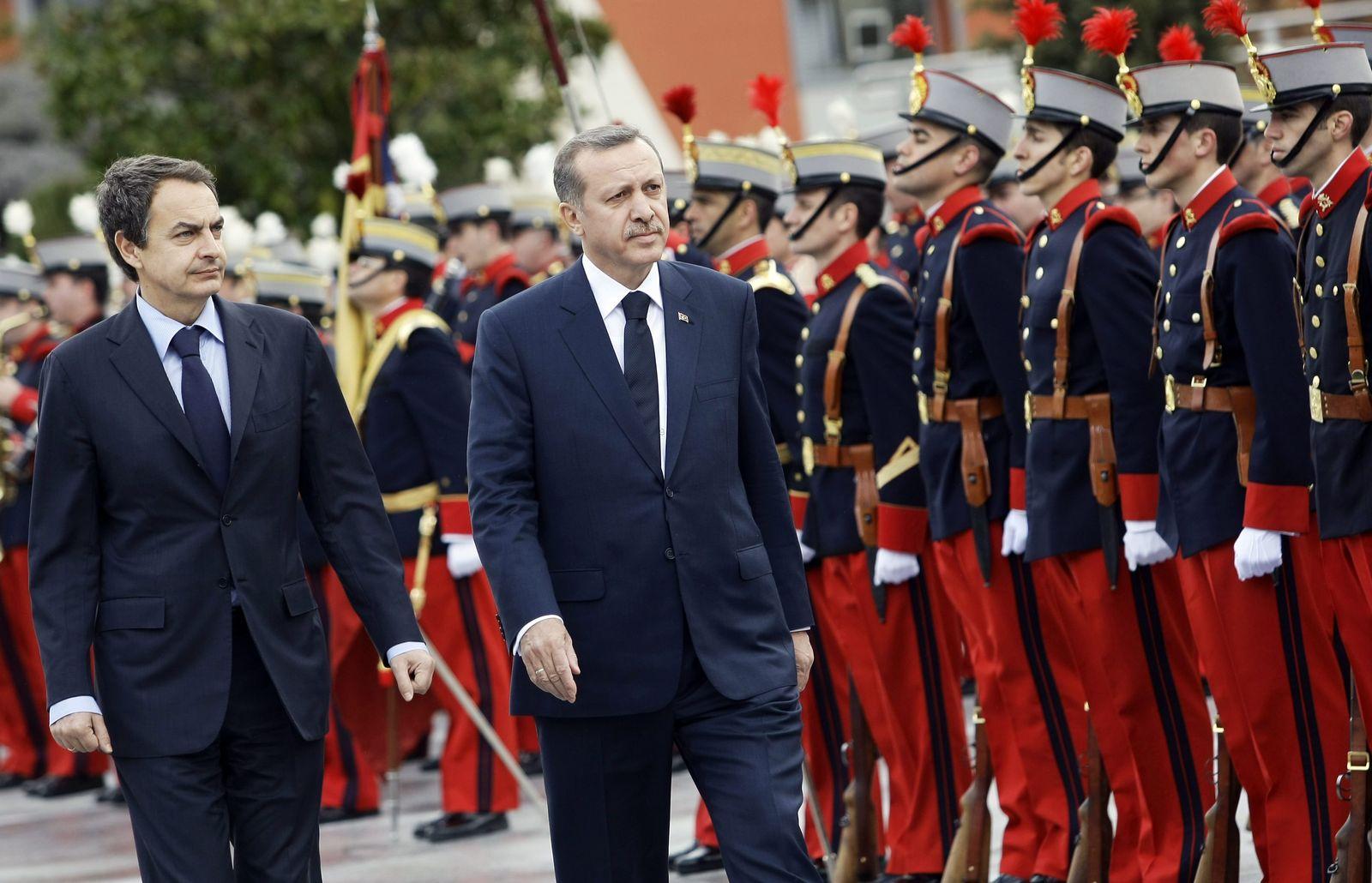 Erdogan Spanien