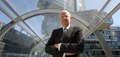 Früherer Nord/LB-Chef Rehm (2008): Führungsrolle beim Bankenrettungsfonds
