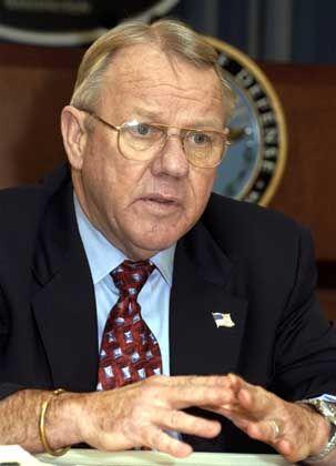 Wann Jay Garner selbst in den Irak geht, steht noch nicht fest