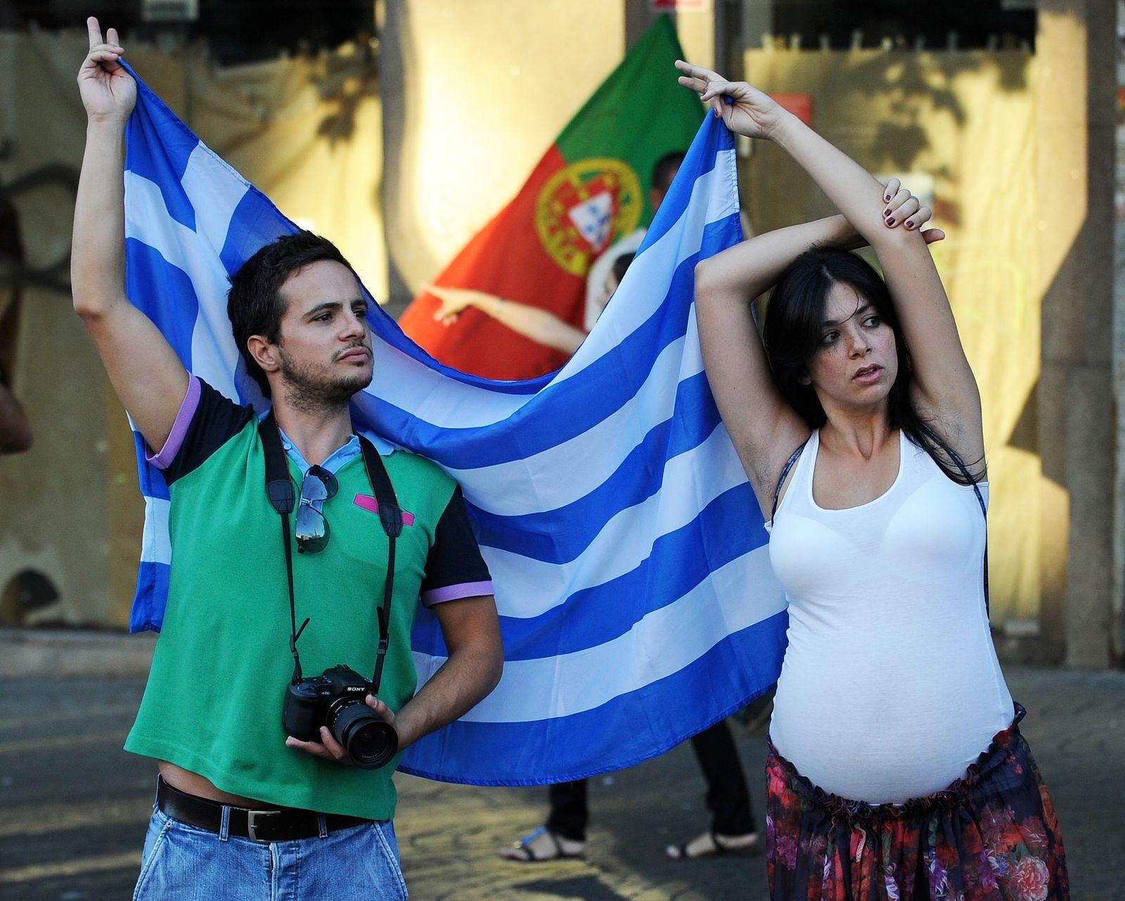 Portugal / Finanzkrise / Euro-Austritt