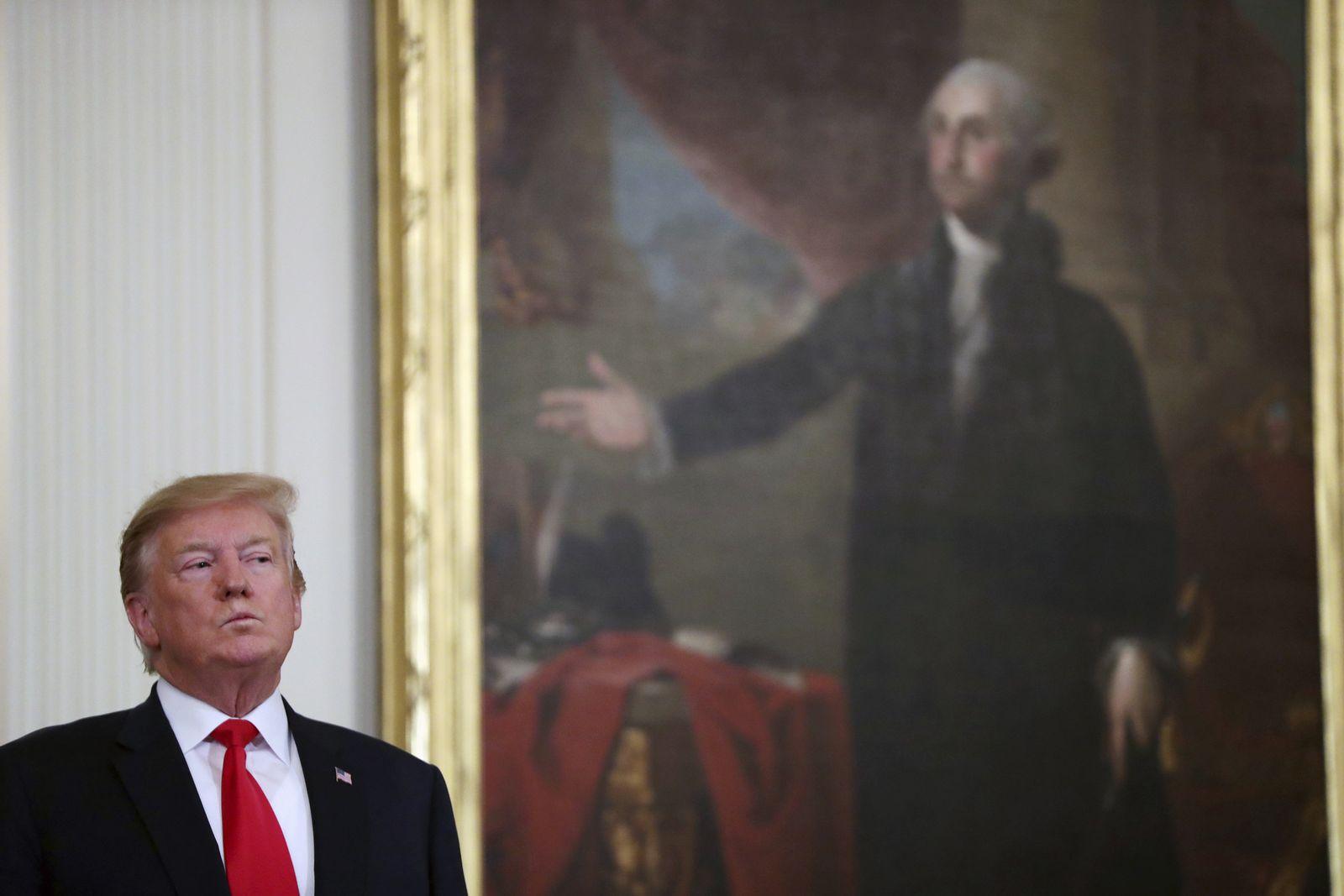 Trump/ Mueller