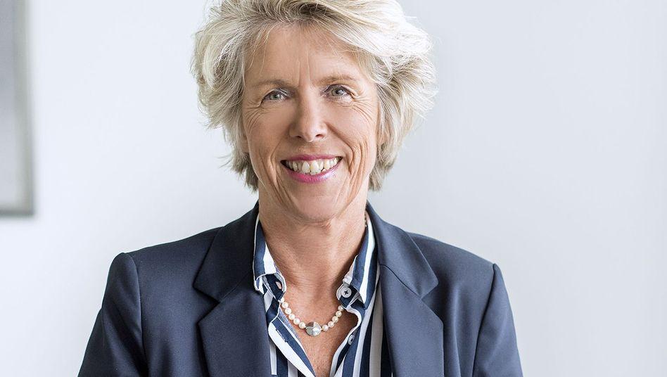 Christiane Schönefeld: Erfahrene Juristin