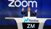 Zoom-Aktie bricht um mehr als zwölf Prozent ein